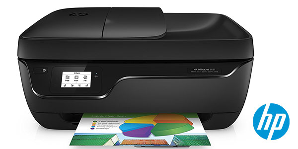 Impresora HP OfficeJet 3831 barata