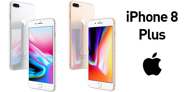 Apple iPhone 8 Plus libre barato