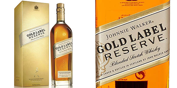 Johnnie Walker Gold Label Reserve 70 cl