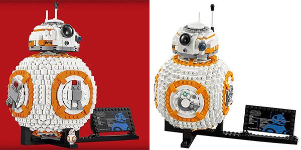 Juego de construcción LEGO Star Wars BB-8 75187 al mejor precio