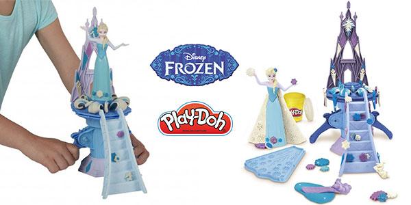 Palacio Play-Doh Frozen de plastilina al mejor precio