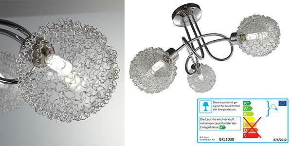 lámpara de techo LED Focos de diseño elegante y Clase A++ con relación calidad-precio brutal