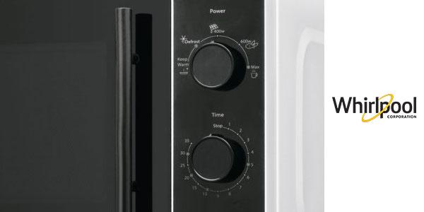 Microondas Whirlpool MWD 19 de 700W y 20 litros al mejor precio