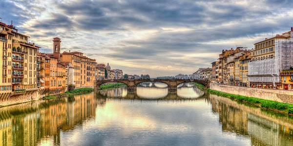 paquete viaje a Florencia vuelo y hotel en B the Travel Brand