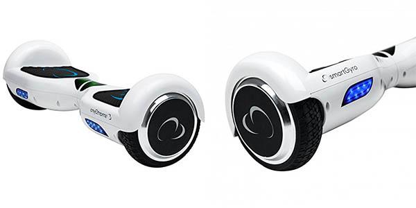 Hoverboard SmartGyro X2 en color blanco