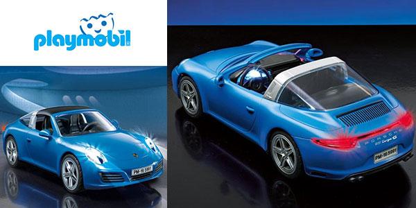 Porsche 911 Targa 4S de Playmobil al mejor precio