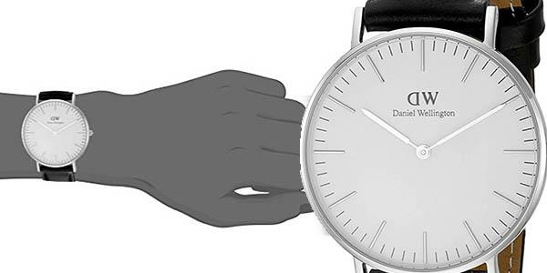 reloj de pulsera para mujer elegante de Daniel Wellington