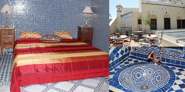 Riad Le Patio de Fez alojamiento en Marruecos oferta