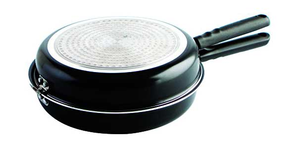 Sartén doble para tortilla Quid Gastro Fun chollo en Amazon