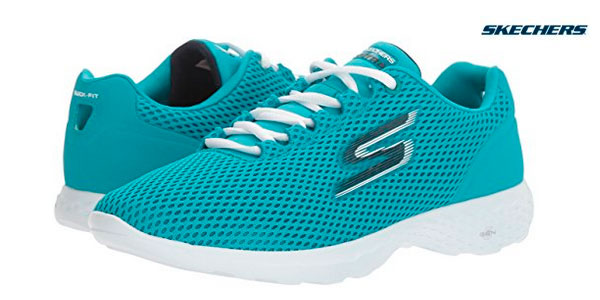 Zapatillas skechers go train hype para mujer baratas en Amazon