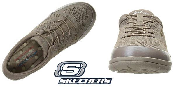 Skechers Lite Step-Reactive zapatillas para mujer cómodas