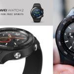 Smartwatch Huawei 2 4G negro barato