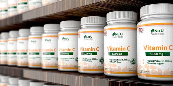 Vitamina C Nu Nutrition