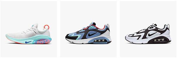 Zapatillas con descuento en Nike