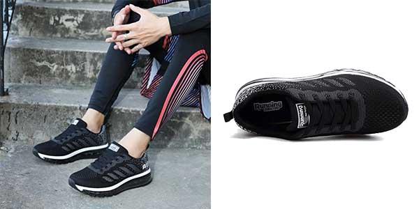 Zapatillas de deporte unisex Fexkean con muy buenas valoraciones baratas en Amazon