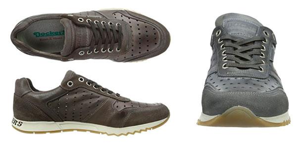 Zapatillas Dockers By Gerli de estilo vintage para hombre rebajadas en Amazon