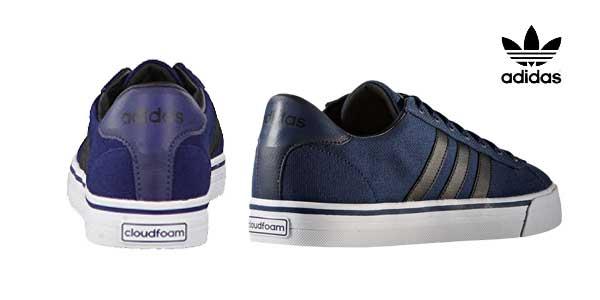 Zapatillas Adidas neo Cloudfoam Super Daily para hombre chollazo en StreetproRunning