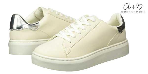 Zapatillas Another Pair of Shoes Tiae1 para mujer chollo en Amazon