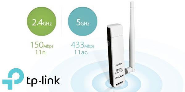 TP-LINK Archer T2UH en Amazon
