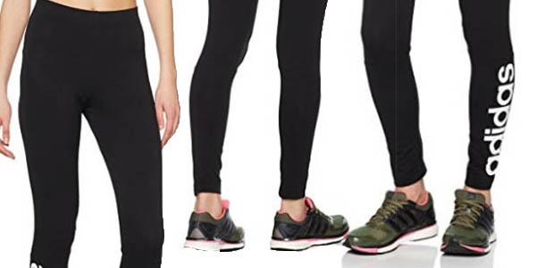 Adidas Ess Lin Tight mallas de deporte largas precio brutal