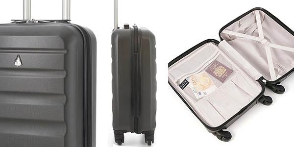 Aerolite Trollye ABS rígido medidas permitidas aerolíneas low cost relación calidad-precio