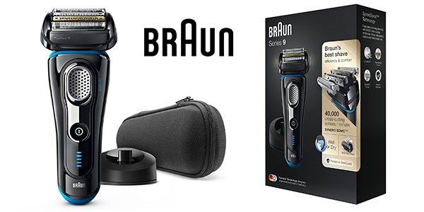 Afeitadora eléctrica Braun Series 9 9240s barata