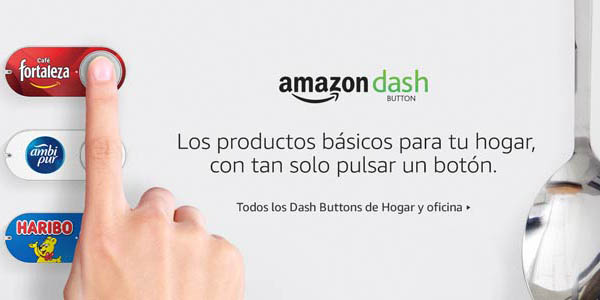 Amazon Dash Button barato durante 24 horas