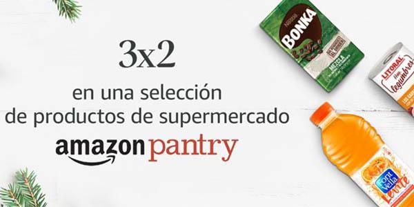Amazon Pantry promoción noviembre 2017