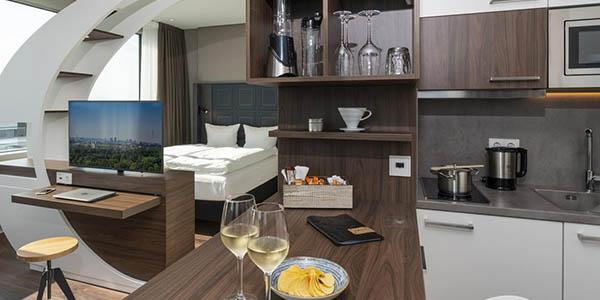 apartamentos my4walls Hamburgo baratos