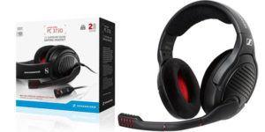 Auriculares Sennheiser PC 373D para gaming Dolby 7.1