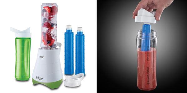 Batidora Russell Hobbs Mix & GO con tubos refrigerantes barata en Amazon