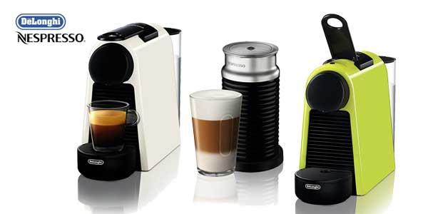 Cafetera de cápsulas De'Longhi Nespresso Essenza Mini EN 85