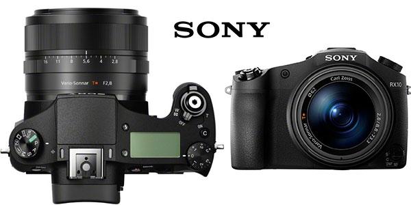 Cámara fotográfica compacta Sony DSC-RX10 20.2 Mp barata