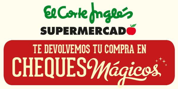 Canjear Cheques Mágicos El Corte Inglés