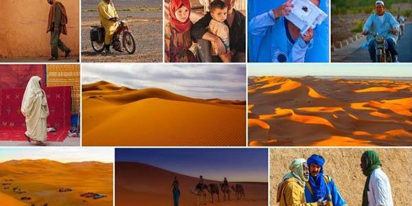 circuito organizado por Marruecos 3000Km con presupuesto low cost