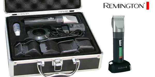 Cortapelos Remington HC5810 Pro Advanced Ceramic con 10 peines barato en Amazon
