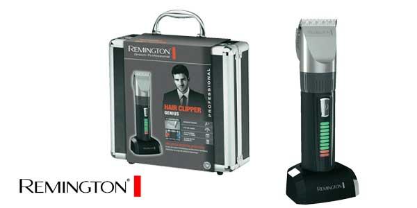 Cortapelos Remington HC5810 Pro Advanced Ceramic con 10 peines chollo en Amazon