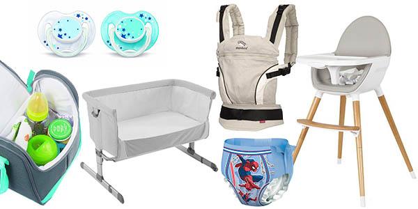 cupón descuento en productos para bebé de grandes marcas