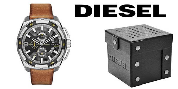 Diesel Heavyweight reloj de pulsera para hombre barato