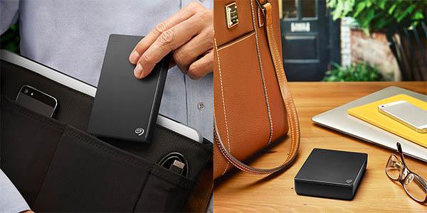 Disco portátil Seagate Backup Plus Portable de 5 TB barato