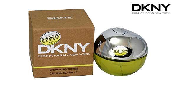 Eau de parfumm Donna Karan DKNY Be Delicious para mujer barato en Amazon