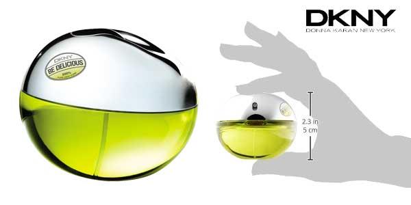 Eau de parfumm Donna Karan DKNY Be Delicious para mujer chollo en Amazon