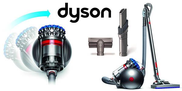 Dyson Bill Ball Multipro aspirador sin bolsa con tecnología ciclónica Clase A barato