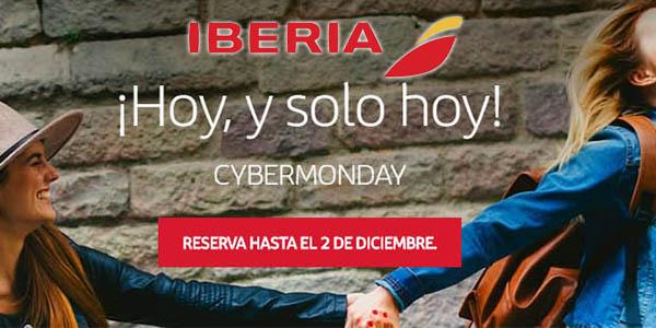 Iberia Cyber Monday 2019