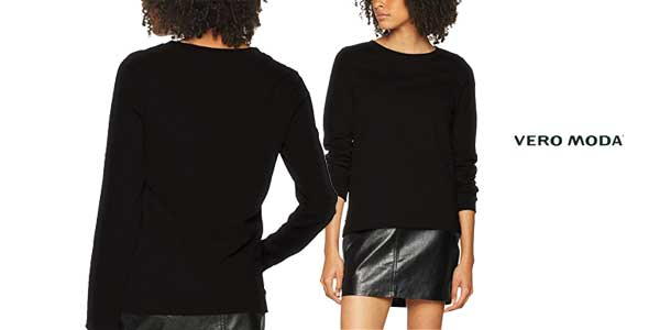 Suéter Vero Moda Sweda para mujer barato en Amazon España