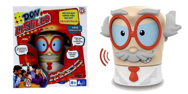 Juego Don Listillo 95236 de IMC Toys chollo en Amazon