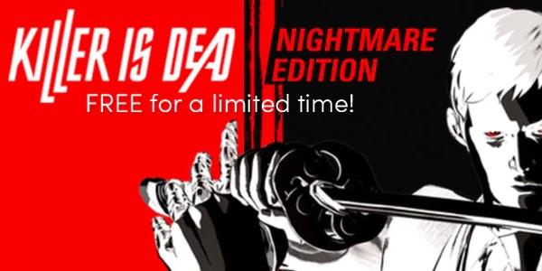 Killer Is Dead Nightmare Edition GRATIS