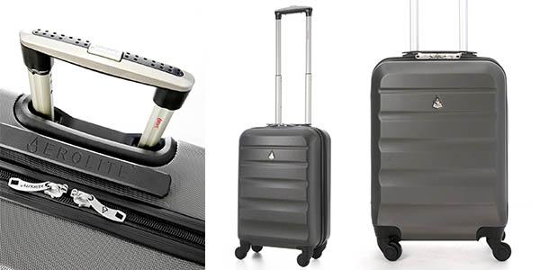maleta de cabina Aerolite 55 cm barata