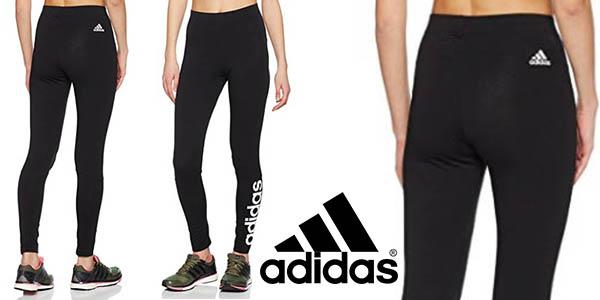 Mallas Adidas Ess Lin Tight elásticas para mujer baratas