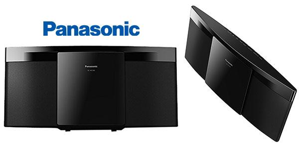 Microcadena Panasonic SC-HC195EG-K de 20W con CD y MP3 rebajada